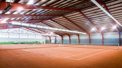 Tennishalle-Vollmann